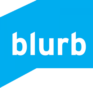 Logo de Blurb