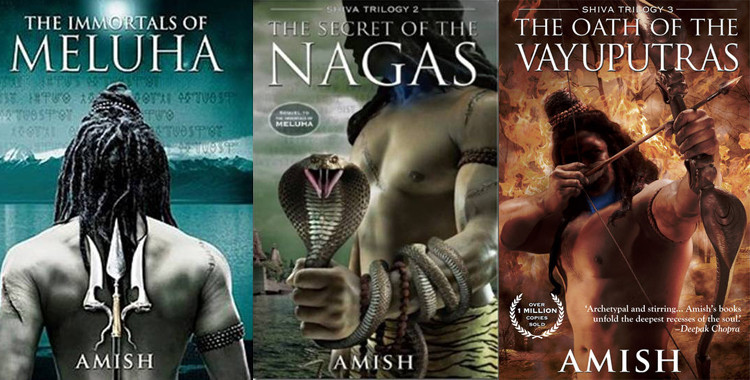 Shiva Trilogy par Amish